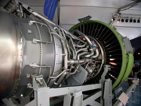 Aircraft-engine-preservation