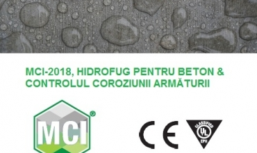 MCI-2018 HIDROFOB PENTRU BETON