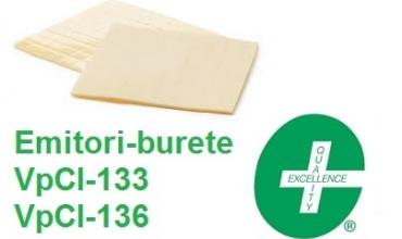 Patrate burete-emitor VpCI®-133 / 136