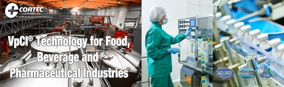 VpCI pentru Industria alimentara si farmaceutica